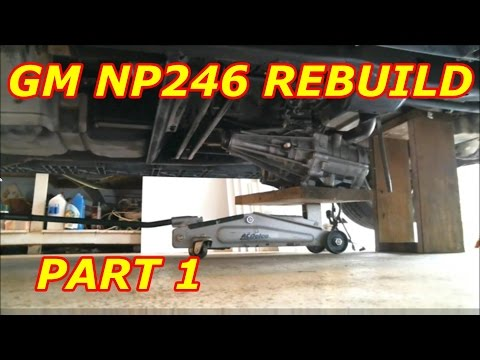 GM NP246 COMPLETE REBUILD PART 1