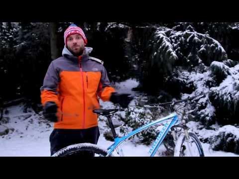 Jak Najprościej Przygotować Rower Na śmiganie Po śniegu?
