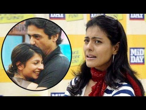 Kajol REACTS to Tanisha