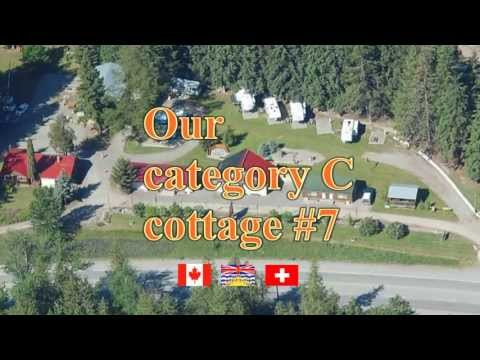 ViewPoint RV Park & Cottages, Category C Cottage #7