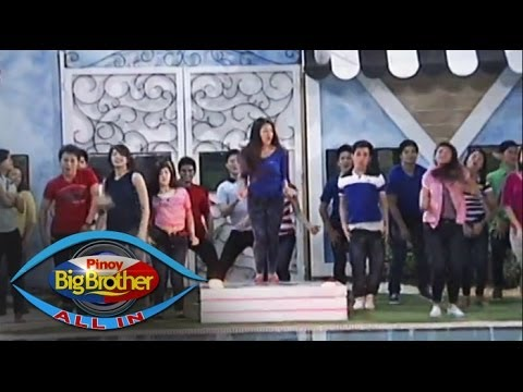 "PBB All In housemates dances ""Pinoy Ako"""