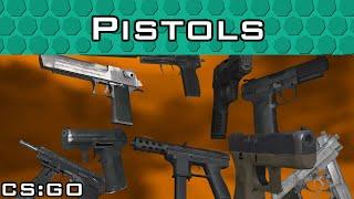 CS:GO Pistols Tutorial