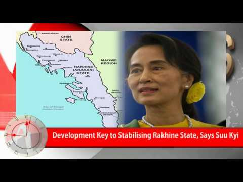 Rohingya daily news 30 May 2016 in English broadcasting by Arakan Times Media #Burma #Myanmar