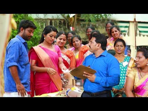 Saravanan Meenakshi Serial - 20/06/2017 - Episode 1462 - YDay View thumbnail