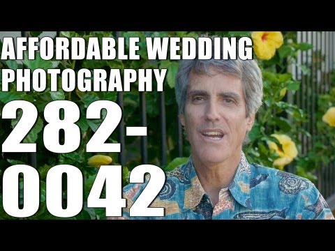 0 Inexpensive Wedding Photography Hawaii | 808 282 0042 |  Hawaii Inexpensive Wedding Photography