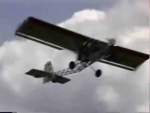 EZ Flyer experimental. amateur built. homebuilt aircraft