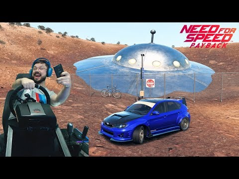 Need for Speed Payback - даунхилл с шкурой-боссом оффроад