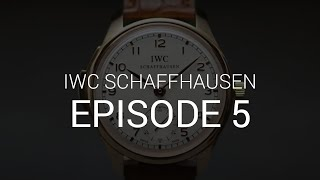 IWC Schaffhausen - The Man's Guide to Haute Horlogerie, Episode 5: The Minute Repeater
