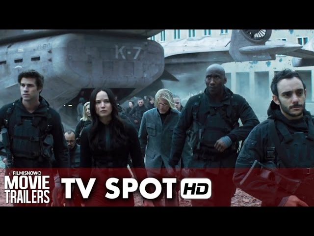 "The Hunger Games: Mockingjay Part 2 Official TV Spot ""Epic Finale"" (2015) HD"