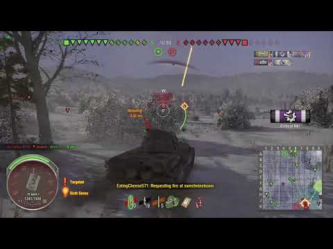 World of Tanks Xbox one King Tiger 3 Kills  (M)