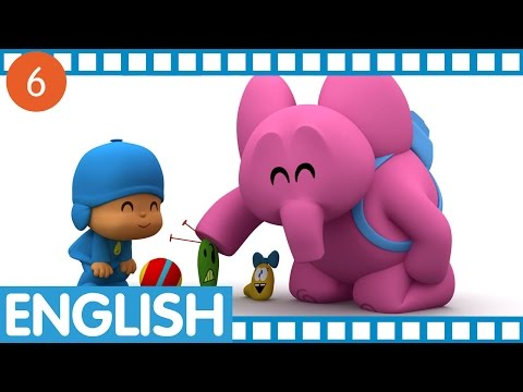 Pocoyo in English 25/06/12 Music Videos