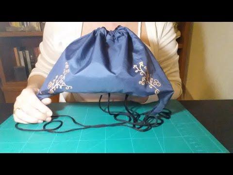 Cómo hacer una mochila con tela de paraguas facilisimo.com