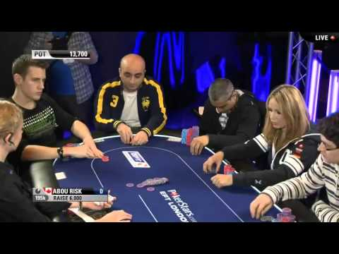 EPT 9 - London (Day 3, Part 1) [RUS]