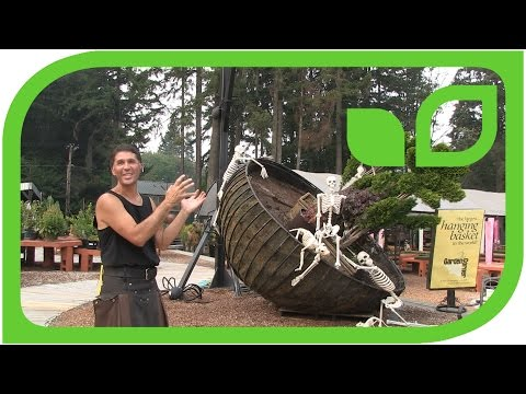 Der Rebell Gärtner John Aus Portland In Der USA