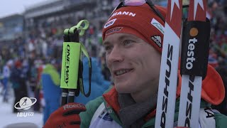 """#OBE19 Doll: """"I am very Happy, also for Erik and Arnd"""""""
