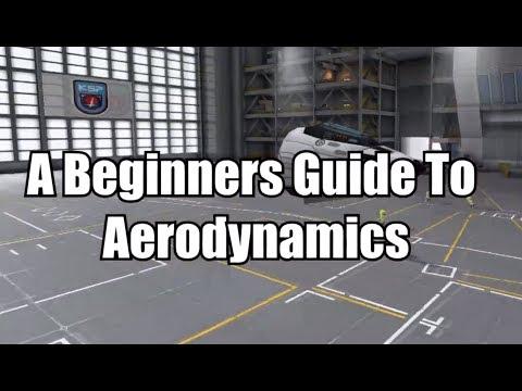 Kerbal Space Program - Beginners Guide to Aircraft Aerodynamics