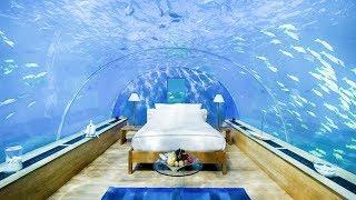 এবার মালদ্বীপের বাজিমাৎ! সাগরের নিচে হোটেল নির্মান করে অবাক করে দিলো বিশ্বকে! Underwater hotel