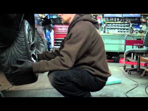 How to Save Your Back When Installing Volkswagen Wheels