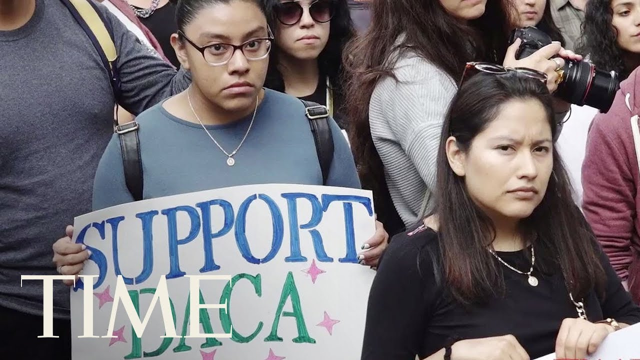 A Federal Judge Has Blocked Trump's Plan To End The DACA Program For Young Immigrants | TIME