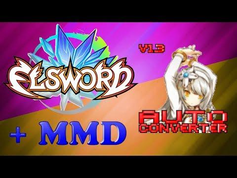 [MMD] Elsword - Accyrsed