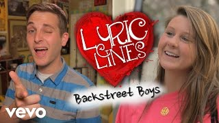 Backstreet Boys Lyrics Pick Up Girls? #VEVOLyricLines (Ep. 10)