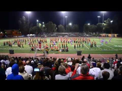 Mt Carmel High School at the Poway Invitational Field Tournament 2014