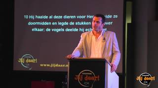 Jurjen ten Brinke | God, Wie bent U?! | 10 mei 2014 | Lezing