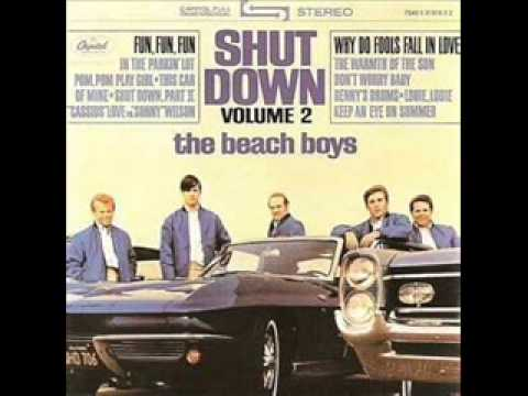 Beach Boys - In The Parkin Lot