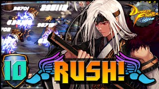DFO Rush! - [Weapon Master] - SHORTSWORDS OR BUST!