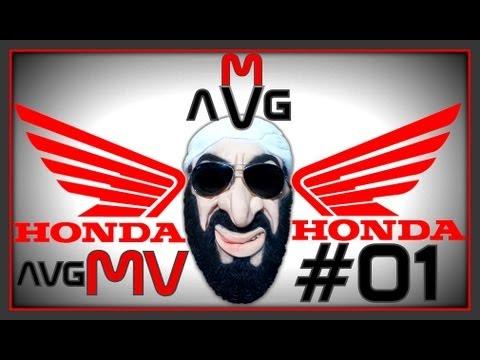 【AVG MV】Allan Volpi Gamer Moto Vlog #01