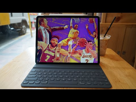 Why The 2018 iPad Pro Is My New Work Computer