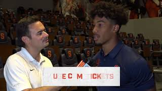 Andre Cisco Interview | Week 2
