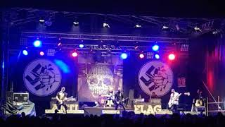 Anti-Flag - Fuck Police Brutality live