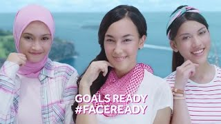 Iklan Pond's White Beauty - Goals Ready Face Ready - Pond's Goals Generation 30sec (2017)