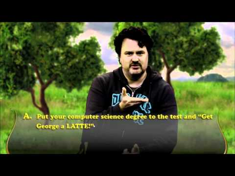 Video Game History Month - Tim Schafer