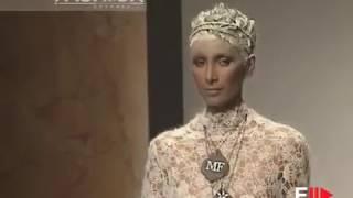 """""""Marella Ferrera"""" Autumn Winter 1998 1999 Rome 2 of 8 Haute Couture woman by FashionChannel"""