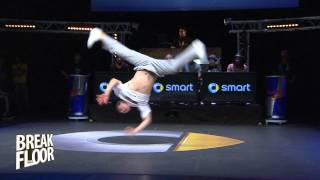 Marcio vs. Blue | Break The Floor 2012