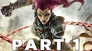 DARKSIDERS 3 Walkthrough Gameplay Part 1 - INTRO (Darksiders III)