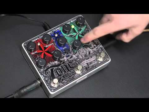 Electro Harmonix-Tone Tattoo review by Music Minds
