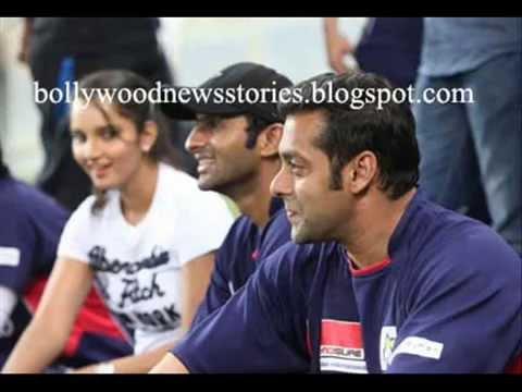 Sania Mirza Vs Salman Khan Sania Wants To Make Husband Salman video