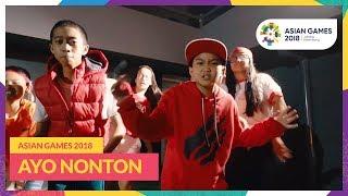 Asian Games 2018 - AYO NONTON