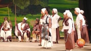 Semonun Addis - Coverage on Yekake Wordewet theater - Part 2