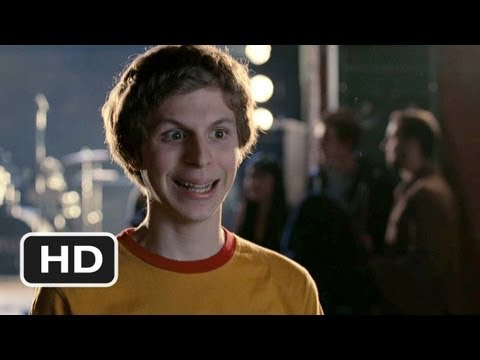 Scott Pilgrim vs. the World #1 Movie CLIP - Hey! (2010) HD
