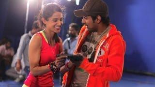 D for Dopidi - D For Dopidi Telugu Movie Making - Varun Sandesh, Sundeep Kishan,Melanie Kannokada