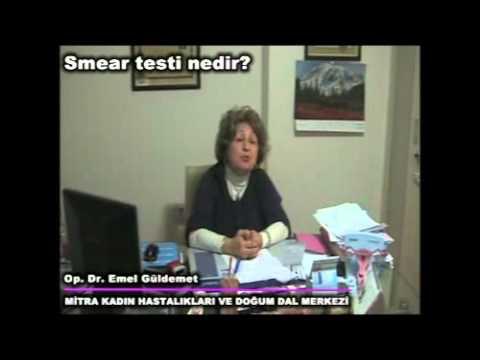 Smear testi nedir?