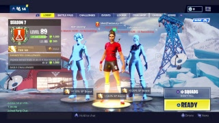Fortnite Funny gameplay going for high kill games