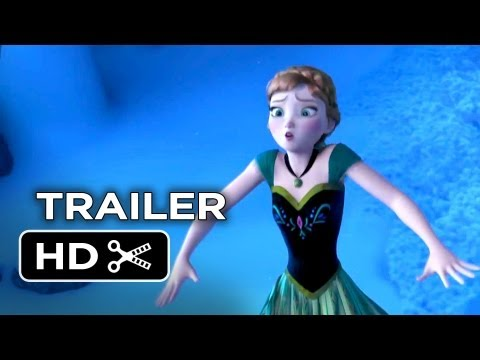 Frozen Official Trailer 1 2013 Disney Animated Movie Hd