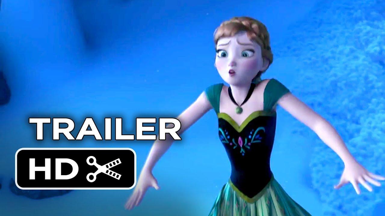 Frozen Official Trailer #1 (2013)