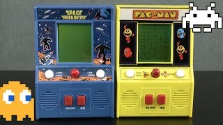 Pac-Man & Space Invaders Arcade Game from The Bridge Direct