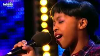 A 11 ans elle chante Diamonds de Rihanna ! INCROYABLE TALENT 2013 A VOIR !!!!!